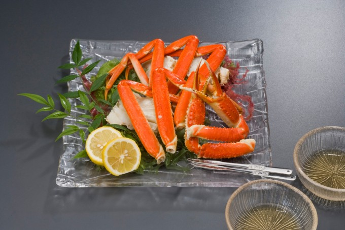蟹盛り込み(冷凍 2人前)2,100円より