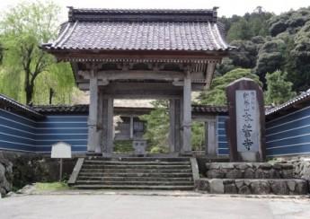 本誓寺山門