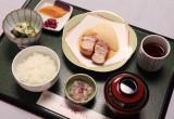 角煮定食(冬季限定) 850円