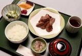 サイコロ定食 800円
